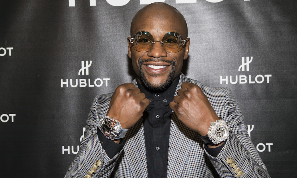 Hustle Like Floyd. 3 Productive Hustle Advice From Floyd Mayweather