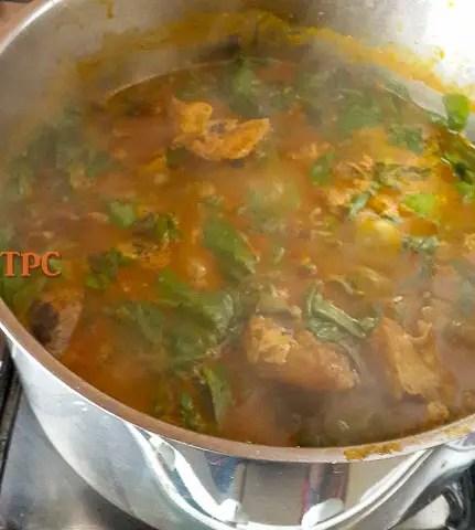 pot of ora soup