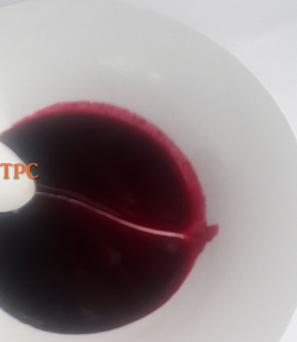 thick zobo syrup, zobo syrup, zobo drink