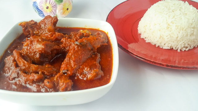 Best palm oil stew