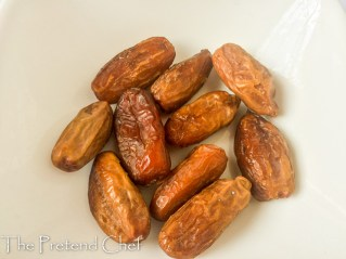 dry dates for kunnu aya, tiger nut milk