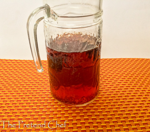 Refreshing Iced tea