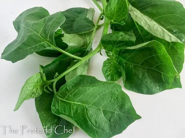 Awa vegetable