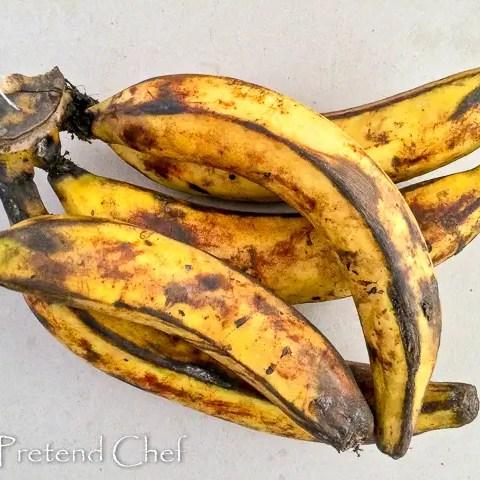plantains for gizdodo, gizzard and plantain
