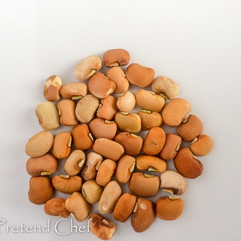 Brown beans (Oloyin) Nigeria-remove gas from beans