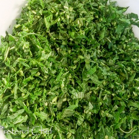 green amaranth, green