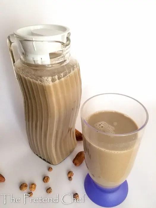DECADENT kunun aya deluxe, sugarcane-Tiger nut drink-