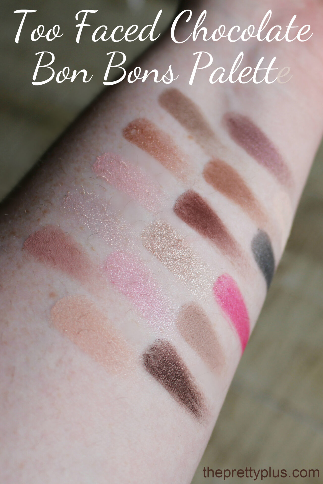 Sweet Peach Eye Shadow Palette by Too Faced #13