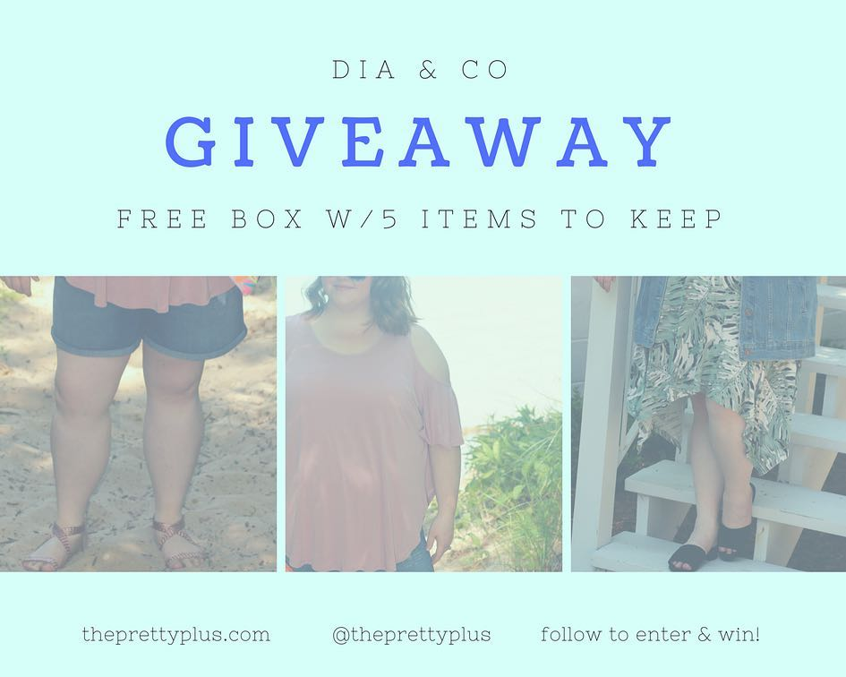 DIA amp CO GIVEAWAY! You can win a box withhellip