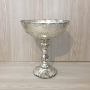 silver mercury glass vase hire auckland new zealand