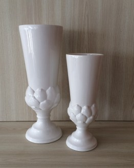 white vase hire auckland new zealand