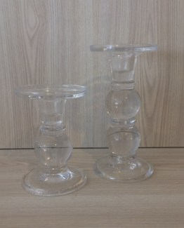 clear candlestick hire nz