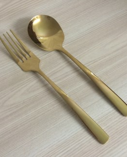 bright gold cutlery hire nz