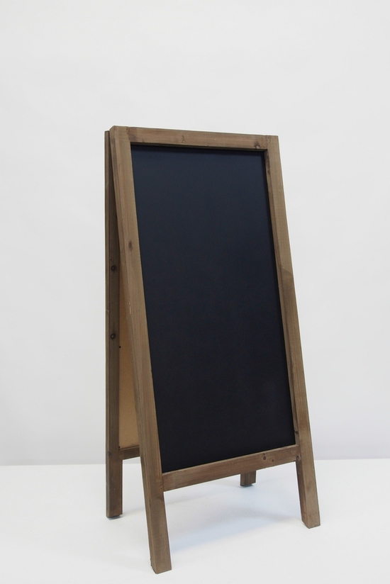 NATURAL CHALKBOARD BLACKBOARD HIRE NZ