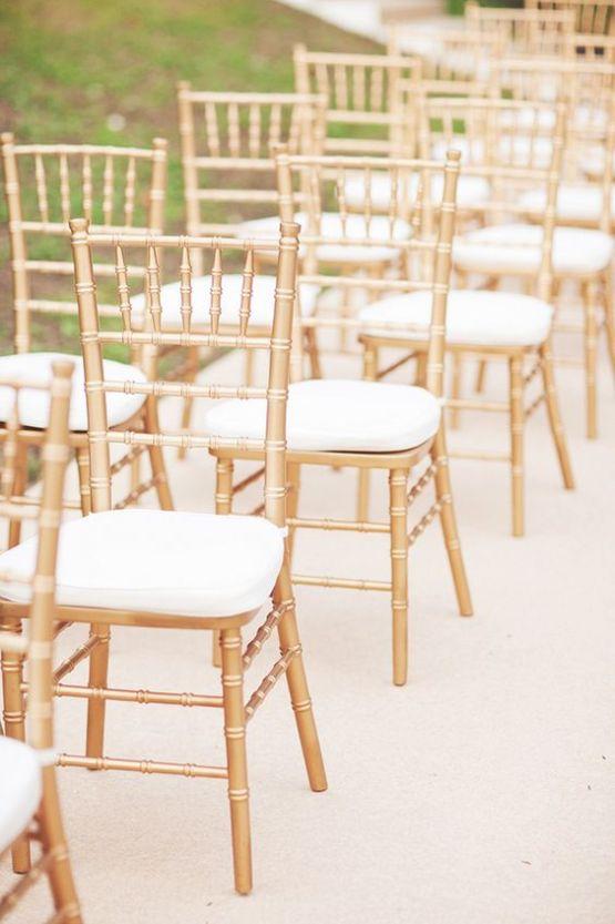gold tiffany chiavari chair hire nz