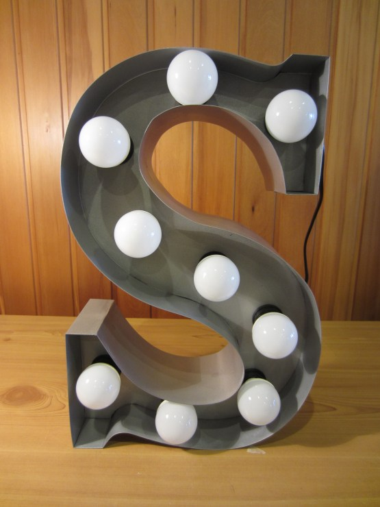 hire marquee letter lights nz
