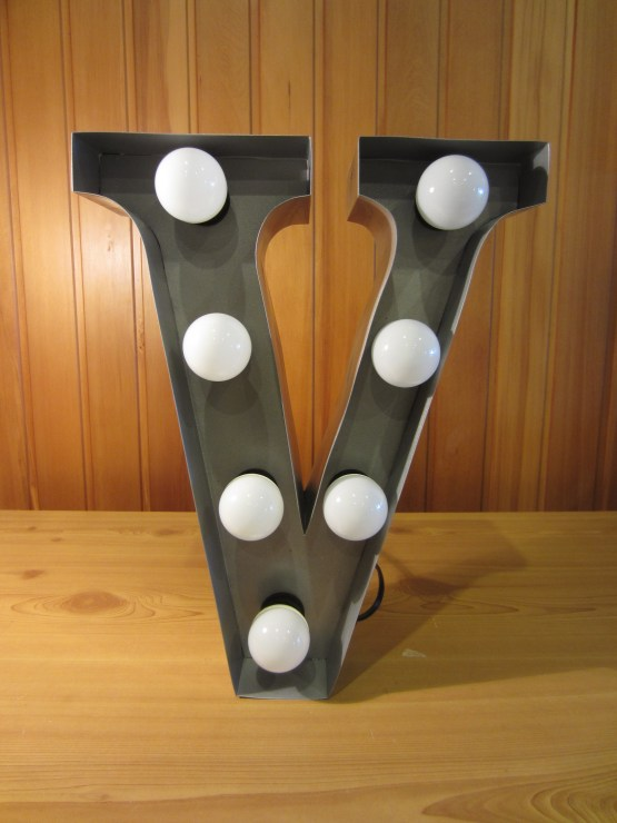 marquee letter light rentals new zealand