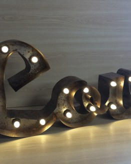 Love marquee letter lights nz