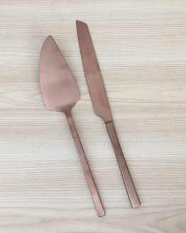 copper cake knife hire nz