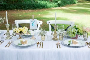table setting hire