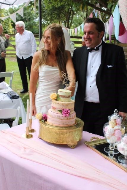 shiny cake plateau hire nz