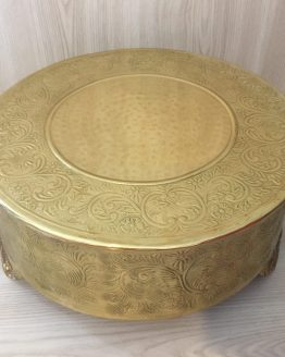 gold cake plateau hire auckland new zealand