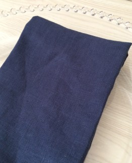 navy stonewash linen hire new zealand