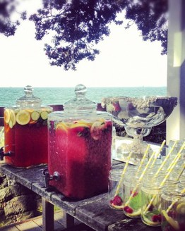 shangri la drink dispenser hire