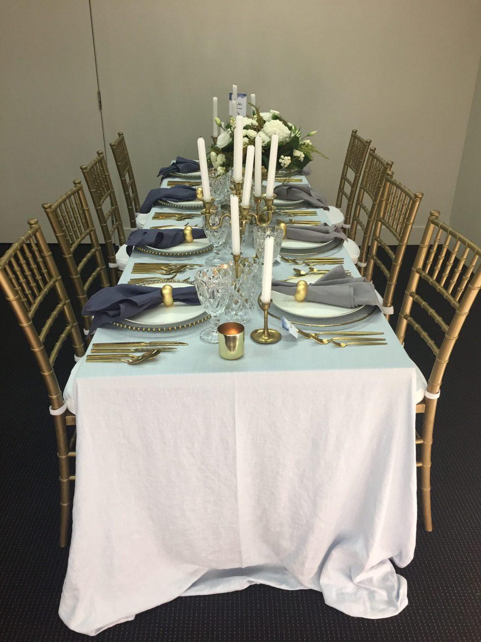 linen tablecloth hire nz