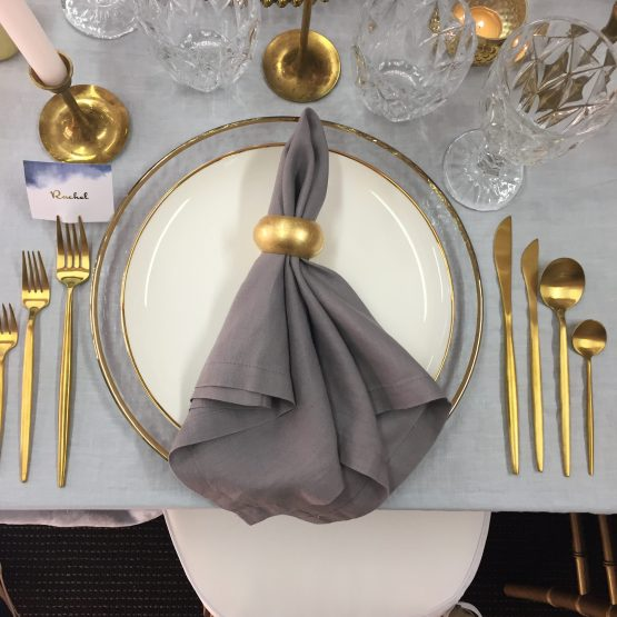 table setting hire nz
