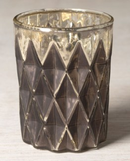 diamond tealight holder hire