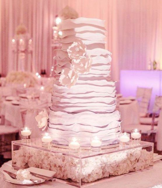 acrylic cake stand nz