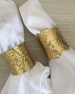 napkin ring hire nz