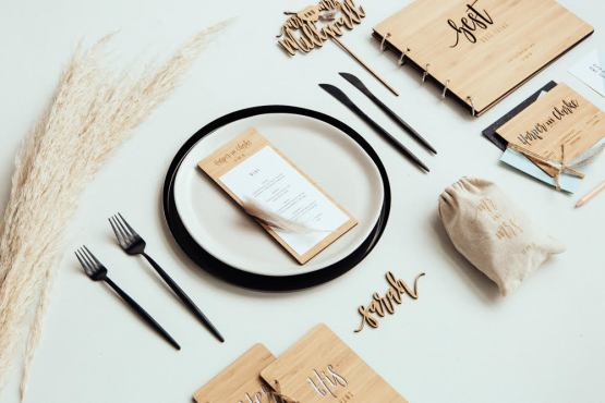 black cutlery hire nz