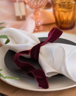 table napkin hire nz