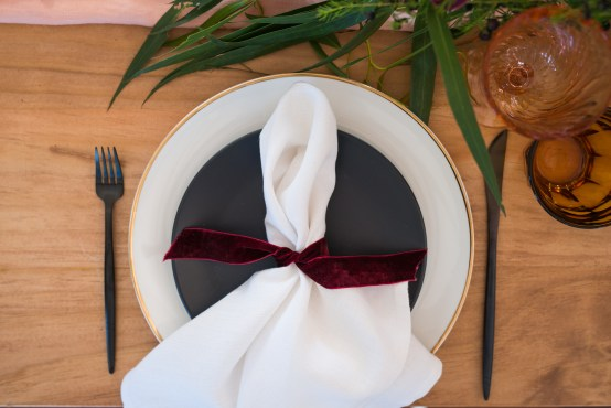 dinner plate hire auckland