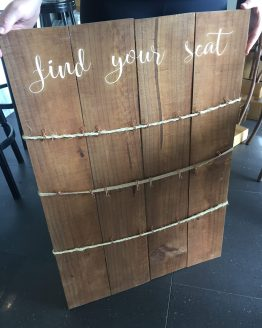 find your seat board hire nz