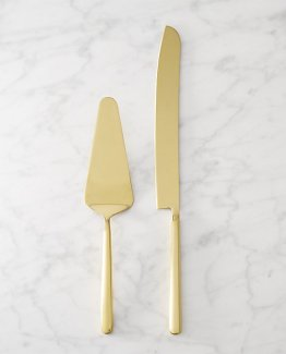 gold cake knife hire nz
