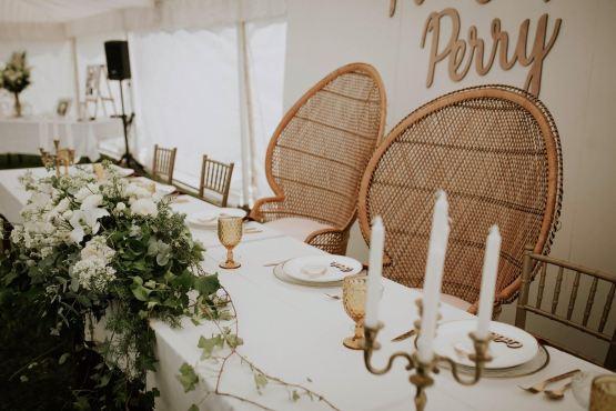 wedding tableware hire auckland nz