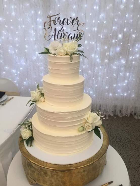 cake plateau hire auckland