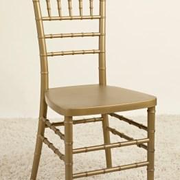 gold chiavari chair hire nz