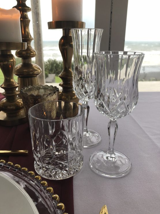 glassware hire nz