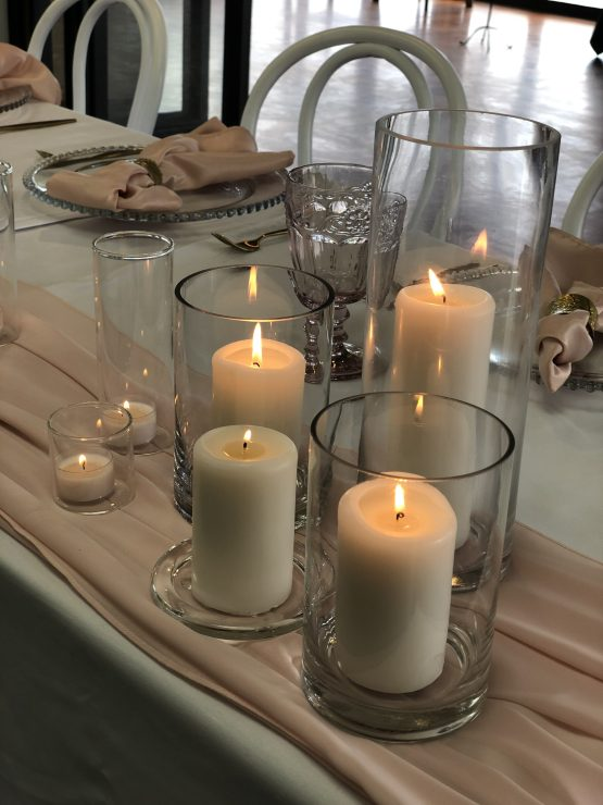 vase and candle hire auckland nz