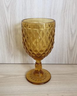 Amber goblet hire auckland