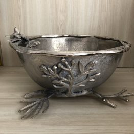 silver punch bowl hire nz