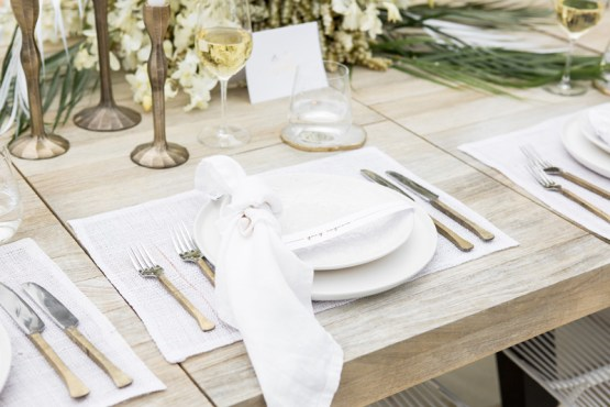 brass cutlery hire nz