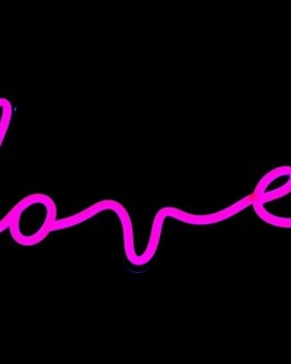 love neon sign hire nz