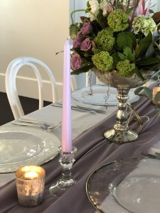 clear simple candlestick hire nz