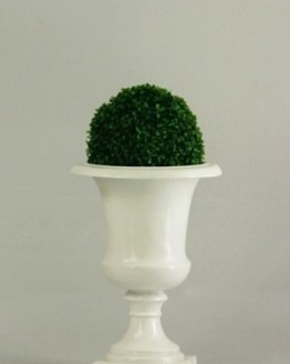 white gloss urn hire nz