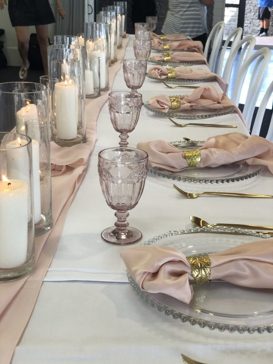 table decorations hire auckland nz